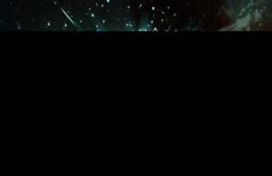Oneshi Press: Cosmic-Radiation Logo/Banner Splash-Page