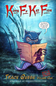 Kung Fu Kat Fish - Tracy Queen Advert