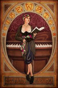 Fanny Firewater
