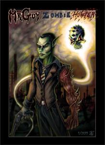 Mr Guy Zombie Hunter