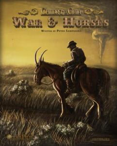 War & Horses Cover