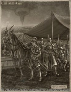 Draven Cavalry