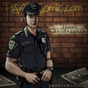 James MacHaggert - Good Cop