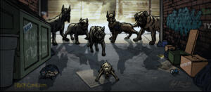 PACK - The Dogs of Virtue