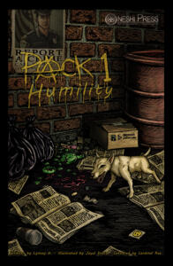 PACK - Book 01 - Humility - Cover