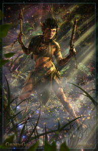 Jezmythe - Athurekkan Scout