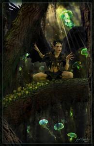 Lau Lau - Ucoravurakesh Priestess