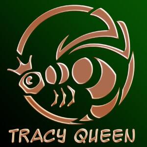 Tracy Queen: Metal Bee - Logo