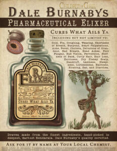 Dale Burnaby's RX Elixer
